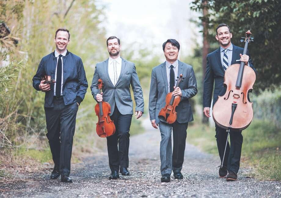 Miro String Quartet (courtesy the artists)