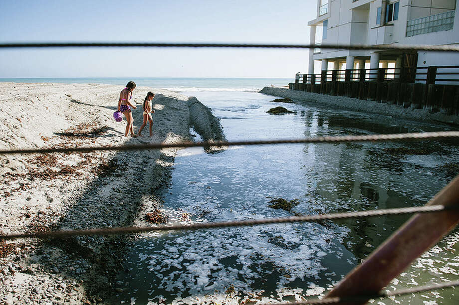Poche County Beach  in Orange County is also on the NRDC's national 'repeat offender' list.