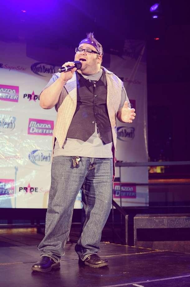 Pride Superstar 2013 finalist Leo Laredo.