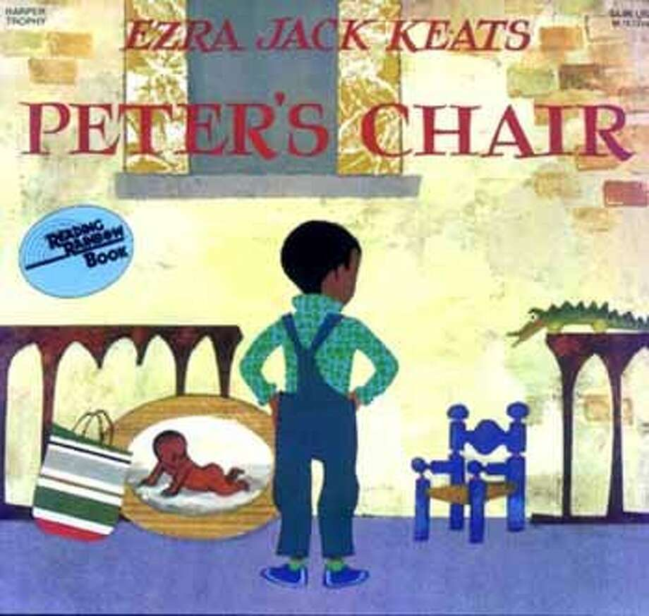 Peter's Chair: Published in the '60s and '70s, Ezra Jack Keats's book  draws on the author's own childhood experiences with immigrant parents and breaking the color barrier in Brooklyn. Age Range: 5 - 8 years Photo: Courtesy Of The Ezra Jack Keats Foundation