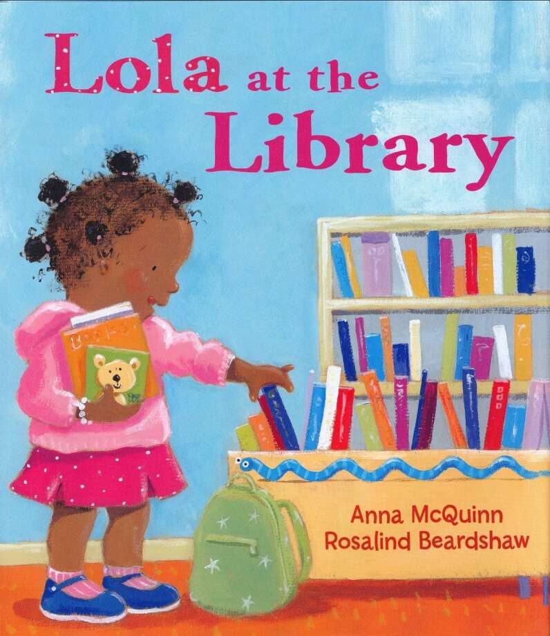 Lola In the Library: Little Lola loves her weekly trip to the library with her mother. Check out author Anna Mcquinn for more books with characters of all races. Age Range: 2 years and up. Photo: Charlesbridge Publishing