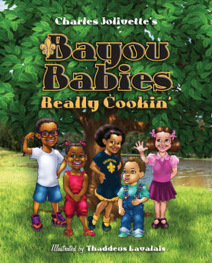 Bayou Babies Really Cookin':  This book features five  mini Southern charmers written by San Francisco native Charles Jolivette, a poet now living in New Orleans. Range: 0 - 10 years Photo: Bayoubabiesworld.com