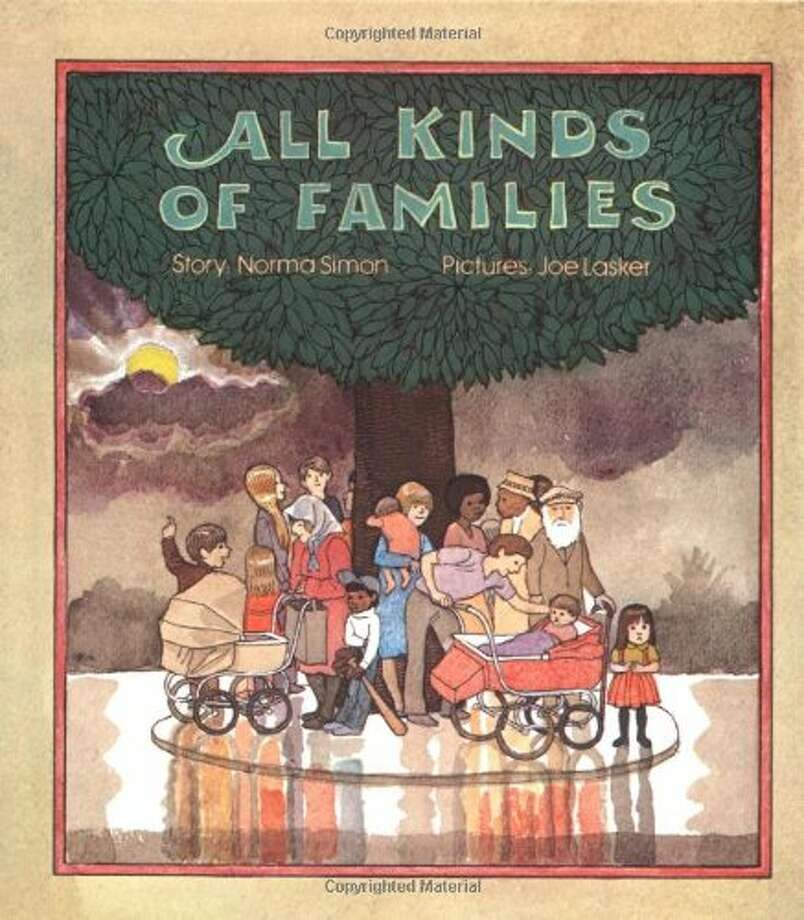 All Kinds of Families: Written back in 1976, this book explore how families vary in styles depending on their race and background. Age Range: 5 - 7 years Photo: Albert Whitman & Co