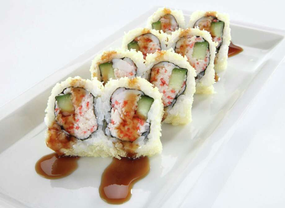 RA SushiOn April 15, both Houston-area restaurants will be offering happy hour 11 a.m. to close. Guests can get happy hour pricing ($3.39-$8.99) on more than 25 sushi rolls and appetizers, as well as wine, beer, sake and cocktails specials starting at $3.75.Highland Village: 3908 Westheimer, 713-621-5800CityCentre: 799 Town and Country Blvd., 713-331-2792 Photo: Provided By RA Sushi Bar & Restaurant