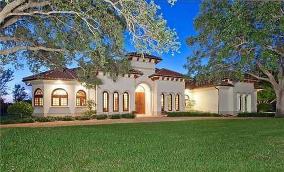 Never one to hoard real estate, Bill Gates recently made the plunge in Wellington, Fla. Zillow.com reports Gates paid $8.7 million for a horse-friendly property near Palm Beach. Click through the gallery above for more photos of the manse, or the following link for more from Zillow on the property. Photo: Photo Courtesy Of Zillow.com.
