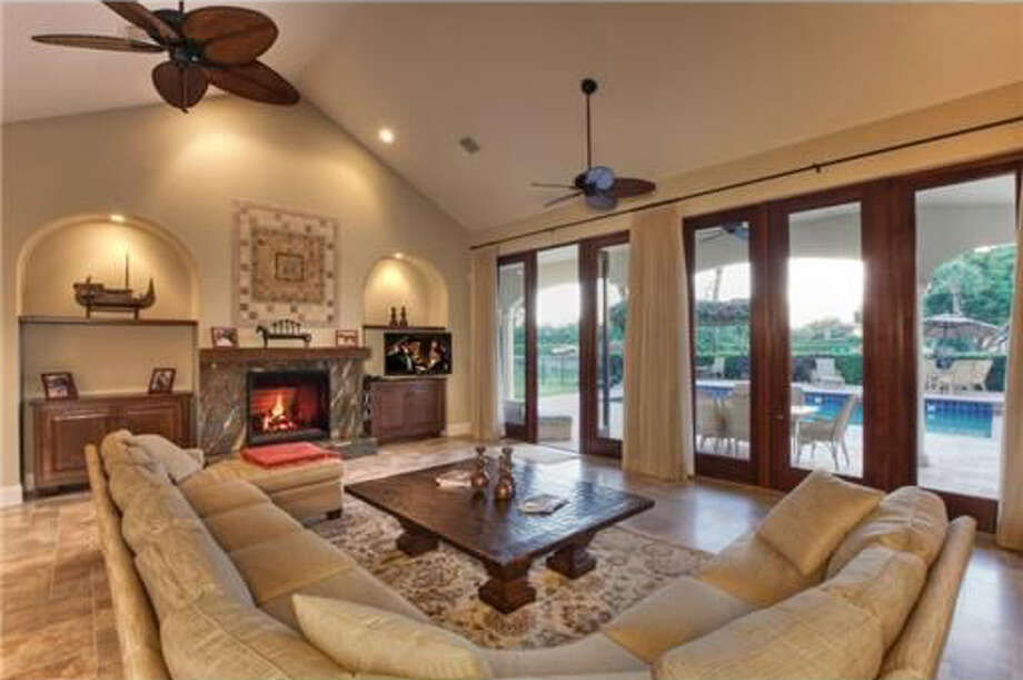 A view of Bill Gates' new Florida home. Click through for more from Zillow on the property. Photo: Photo Courtesy Of Zillow.com.