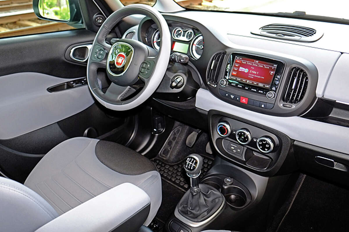 2014 Fiat 500L (photo by Dan Lyons)