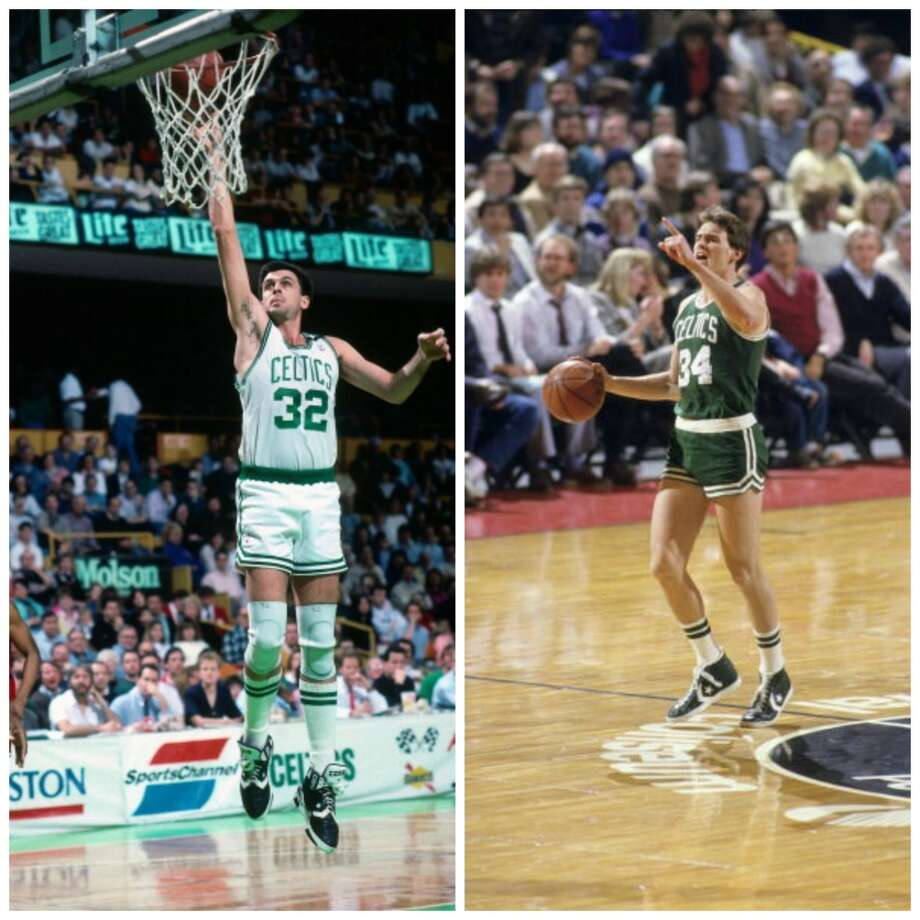 Kevin McHale vs. Rick CarlisleThe coaches of the two teams are both Celtics but we won't hold that against them. McHale's a big man, he knows what you go through. He won two titles. Carlisle, he started one game for the Celtics.