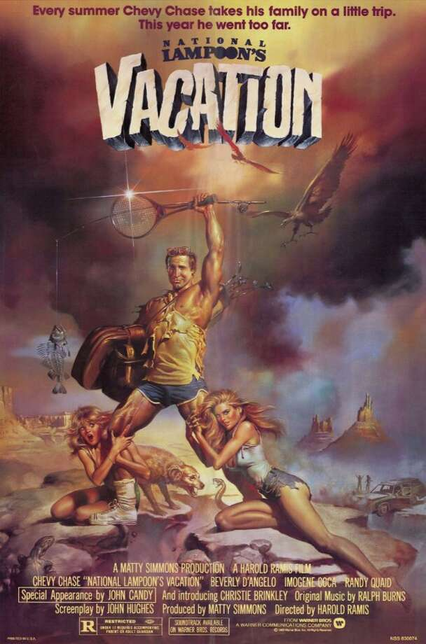Thirty years later, Hollywood is trying to remake this one. We vote for Kate Upton to take on the Christie Brinkley role.