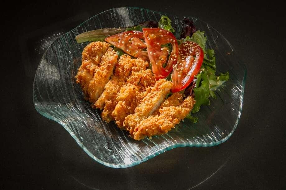 The Chicken Katsu.