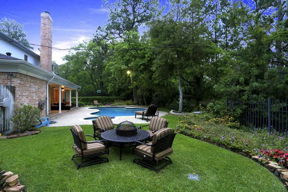 590 Magnolia Cir, HoustonHe'd have plenty of room to relax in this $1.6 million home.