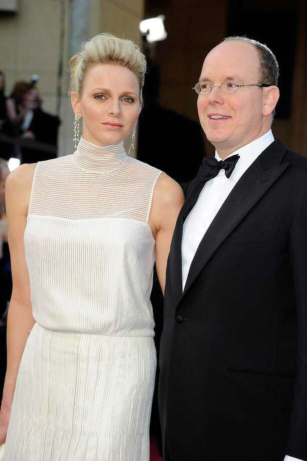 Princess Charlene, 34, and Prince Albert II, 54, married in July 2011. Photo: Kevork Djansezian, Getty Images / 2012 Getty Images