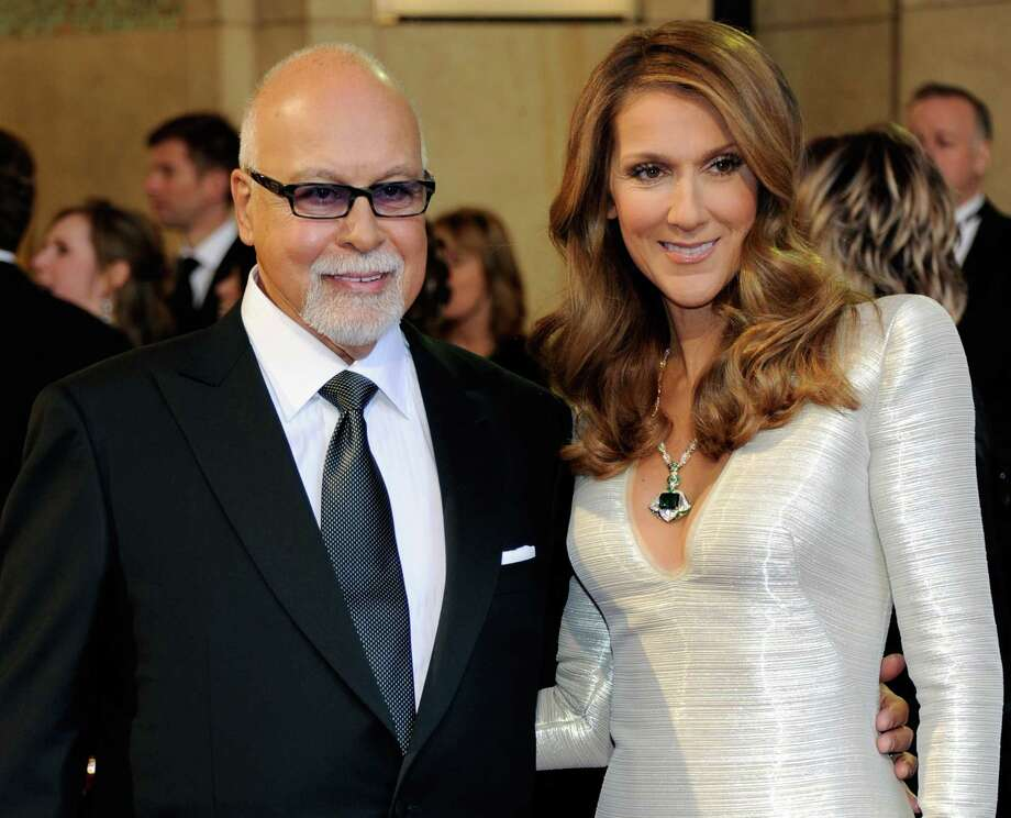 Singer Celine Dion, 46, and husband/manager Rene Angelil, 72, at the 2011 Academy Awards. The couple married in 1994. Photo: Ethan Miller, Getty Images