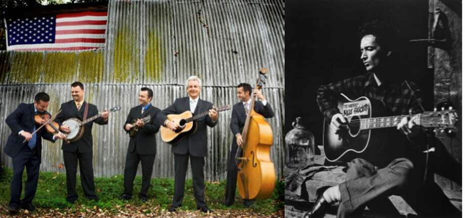 """Caramoor Center for Music and the Arts will present the world premiere of """"Del & Woody: The Del McCoury Band Sings Woody Guthrie"""" on Saturday, June 29, 2013, at 7:30 p.m. in the Venetian Theatre at the arts center, located in Katonah, N.Y. They are headlining Caramoor's American Roots Music Festival. For more information, visit http://www.caramoor.org/festival/americanroots"""