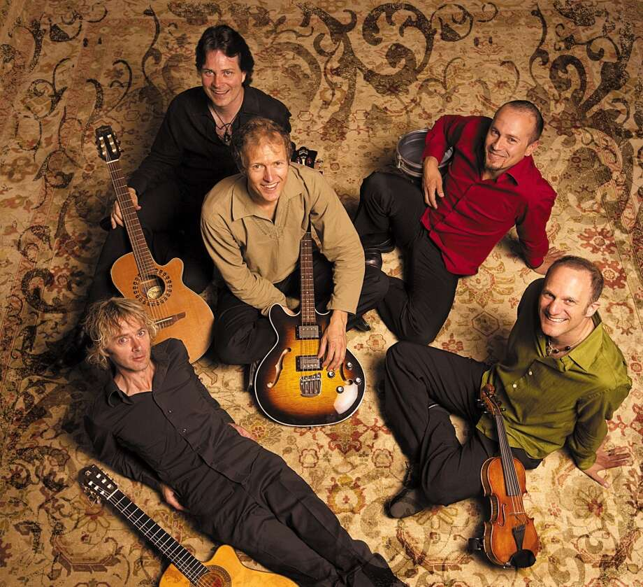 The Sultans of String will perform  on Jesup Green in Westport, Conn., on Friday night, June 28.