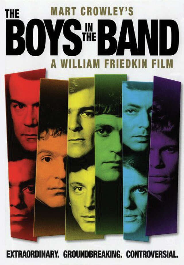 "Actor Laurence Luckinbill will discuss the making of The Boys in the Band,"" from Off-Broadway to the big screen, in a Q&A following the movie, which will be shown at The Ridgefield (Conn.)Playhouse on Sunday, June 30, 2013. Luckinbill co-stars as an out-of-the-closet husband and father in this 1970 classic. Photo: Contributed Photo / The News-Times Contributed"