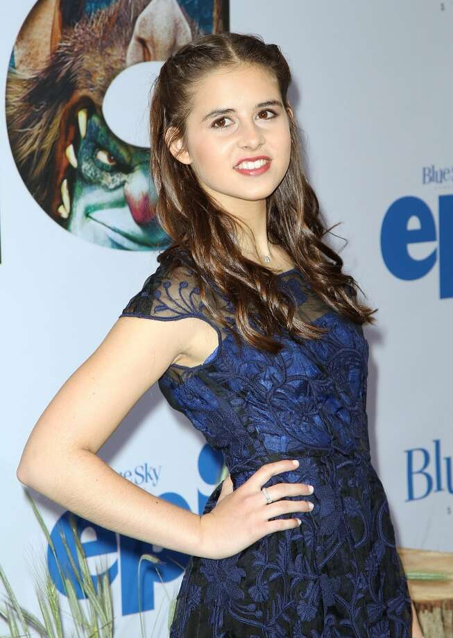 "Actress Carly Rose Sonenclar attends the ""Epic"" screening on May 18, 2013 in New York City. Sonenclar, an ""X Factor"" finalist will be in Rye Playland in Rye, N.Y., performing Saturday, June 29. The show starts at 7 p.m. For more information, visit www.ryeplayland.org (Photo by Monica Schipper/FilmMagic)"