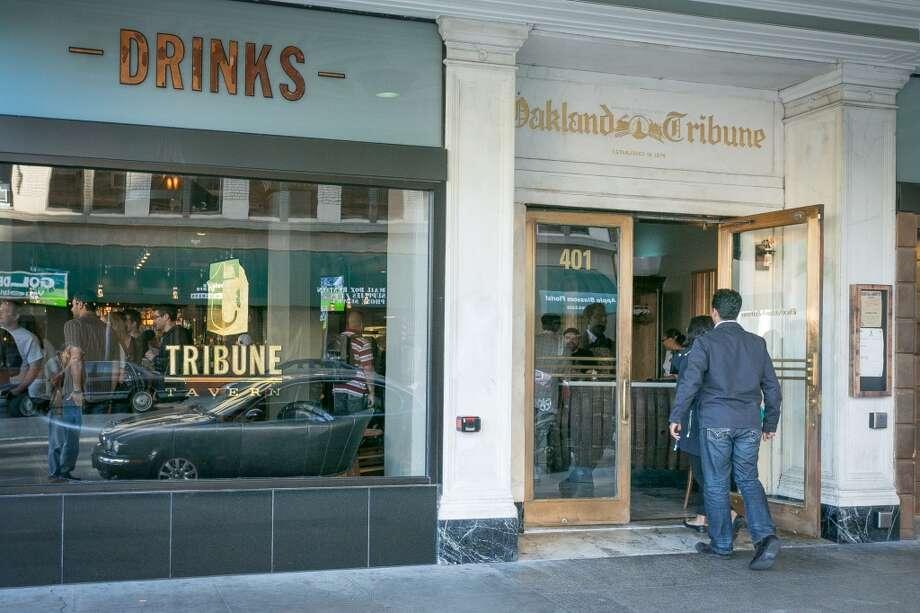 Tribune Tavern, Oakland