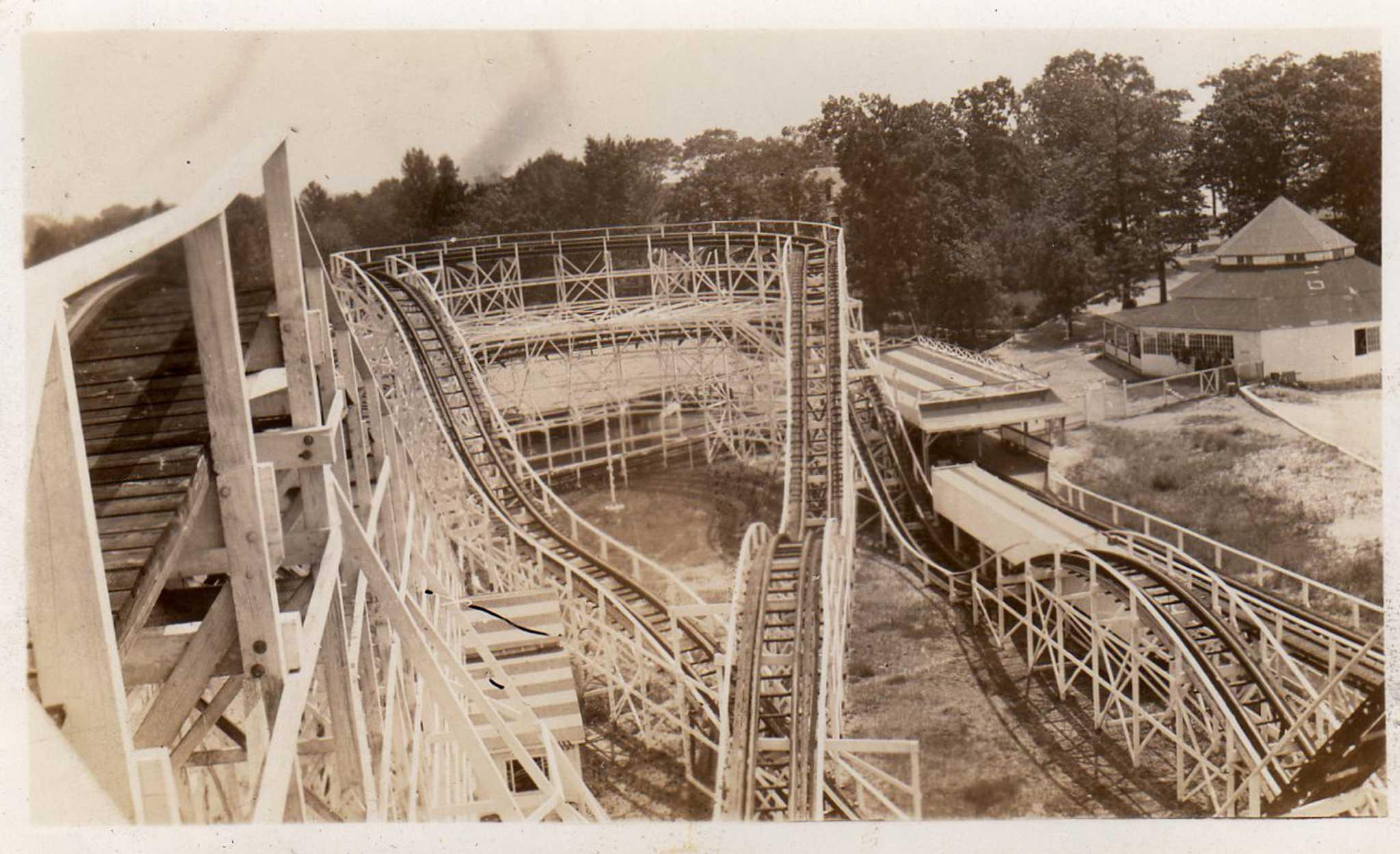 Roton Point Amusement Park Remembered In Rowayton