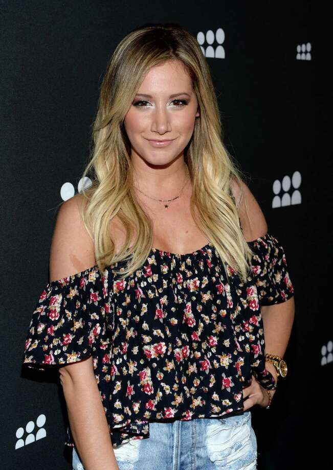 Ashley Tisdale Photo: Jason Kempin, Getty Images For Myspace / 2013 Getty Images