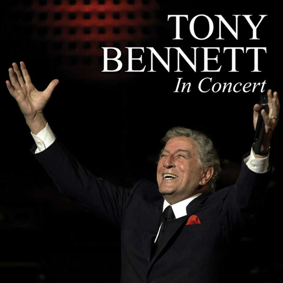 Tony Bennett will perform an open-air concert at 8 p.m. on Saturday, July 13, at Ives Concert Park in Danbury. Photo: Contributed Photo