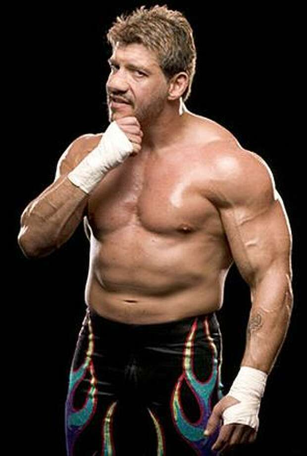 Eddie Guerrero died in November 2005 at the age of 38 from heart failure.