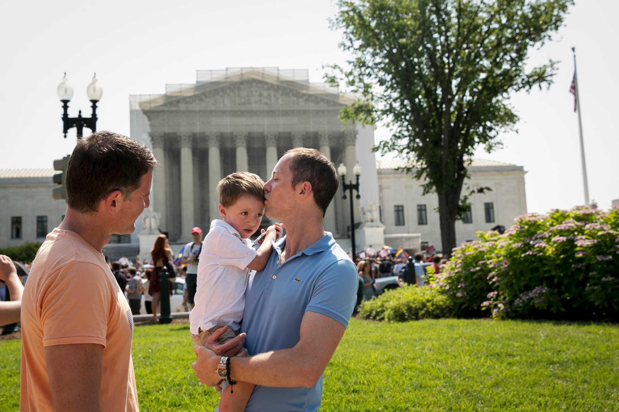 Supreme court to decide historic same