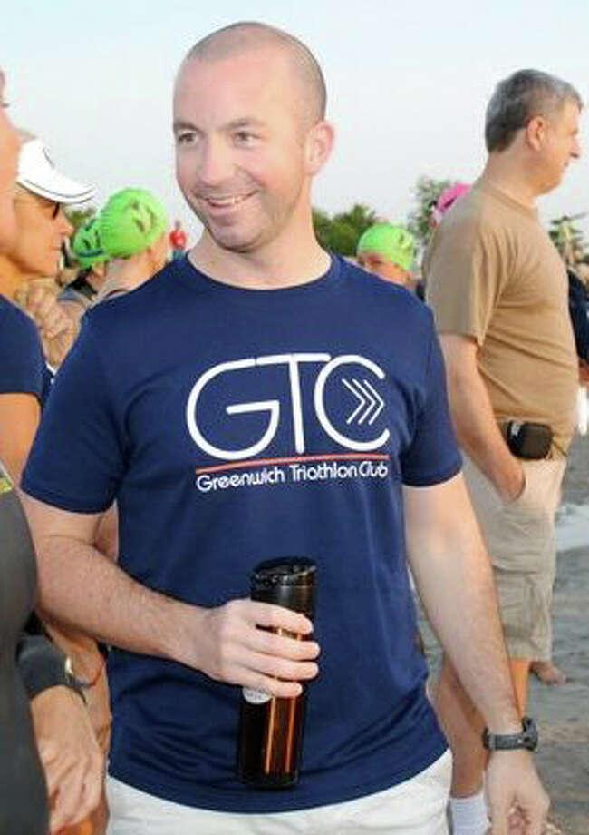 Jon Stellwagen. KIC IT triathlon organizer. Undated. Photo: Contributed Photo