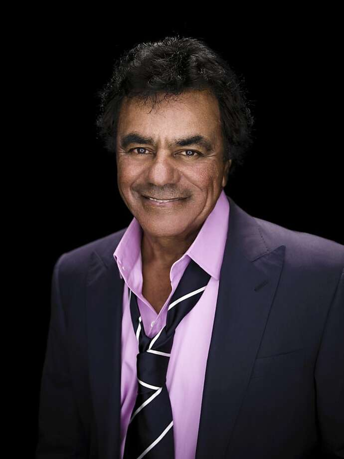Johnny Mathis had a chance to try out for the U.S. Olympic Team, but he chose the path that would make him a beloved pop star. Photo: Jeff Dunas