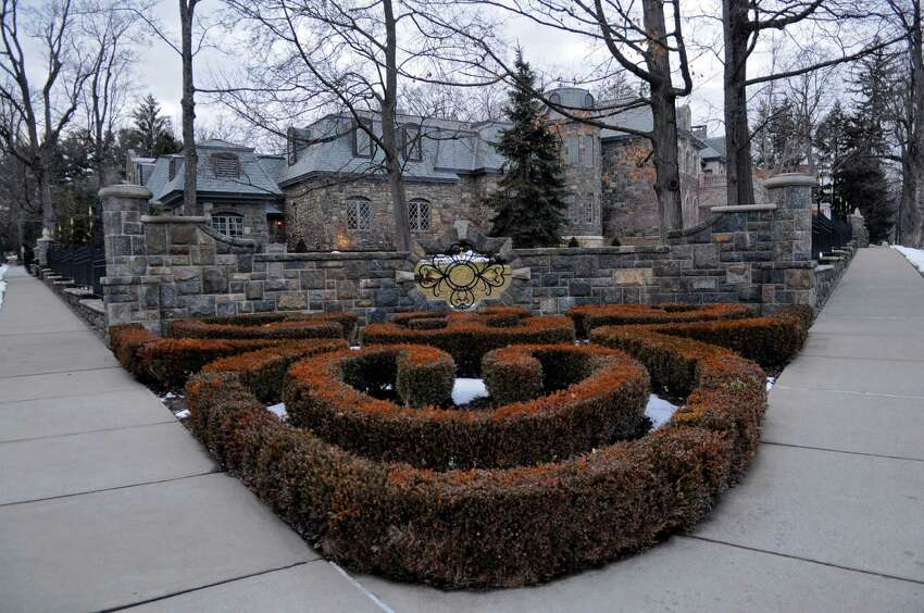View of Michele Riggi's home on Tuesday, Jan. 31, 2012, in Saratoga Springs, N.Y. (Philip Kamrass / Times Union )