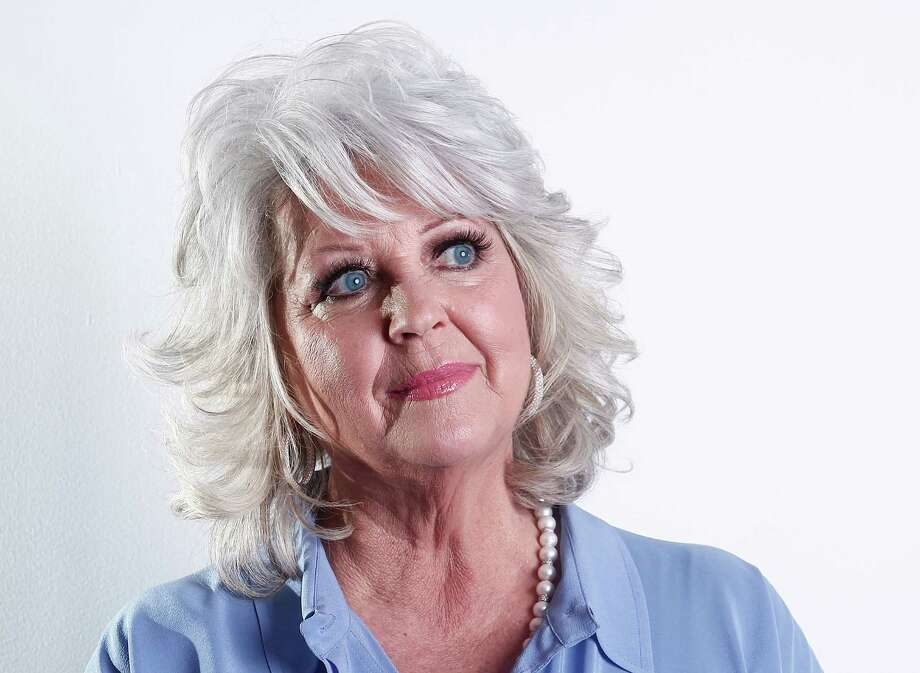 "FILE - In this Jan. 17, 2012 file photo, celebrity chef Paula Deen poses for a portrait in New York.  The celebrity chef dissolved into tears during a ""Today"" show interview Wednesday, June 26, 2013, trying to explain she wasn't a racist despite saying in a legal deposition that she's used racial slurs in the past. (AP Photo/Carlo Allegri, File) ORG XMIT: NY115 Photo: Carlo Allegri / R-Allegri"