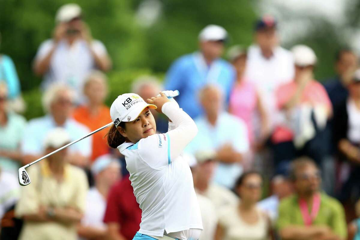 Inbee Park is trying to accomplish a first: Win the first three majors in a year in which there are four.