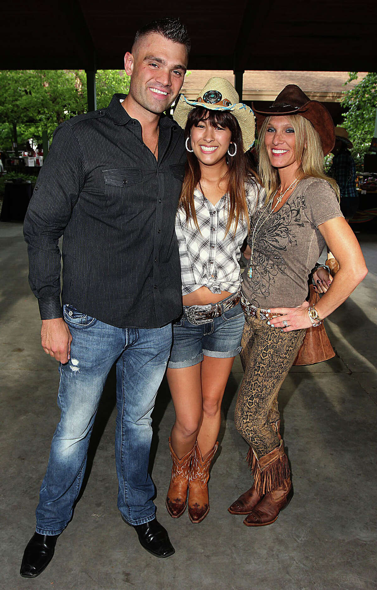 Were you Seen at the Double H Ranch Annual Gala at the Great Escape in Queensbury on Friday, June 28, 2013?