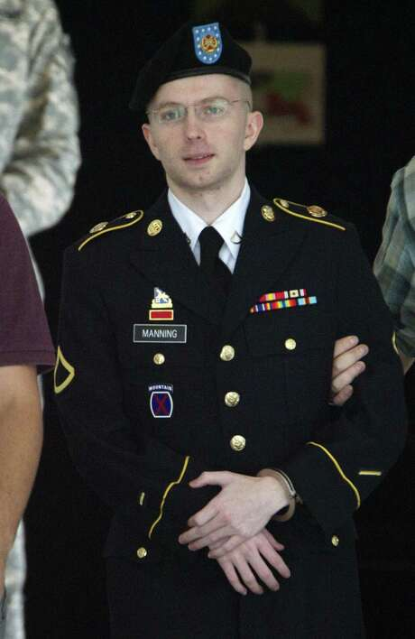 Army Pfc. Bradley Manning is charged with leaking classifed documents.