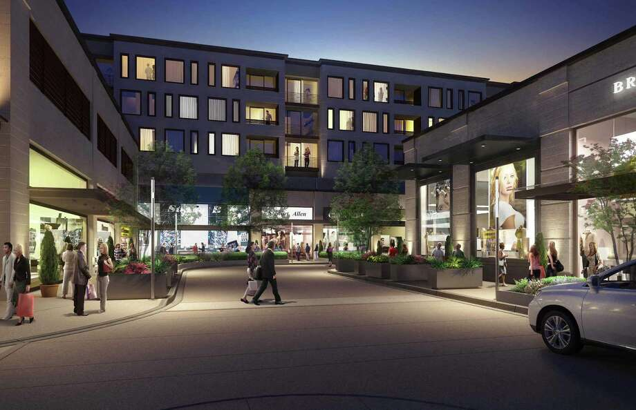 River Oaks District at 4444 Westheimer will have 279 residential units along with 252,000 square feet of retail space and 92,000 square feet of office space. Photo: Courtesy Photo