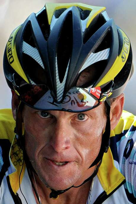 Lance Armstrong airs views as Tour tries to put doping in the past.