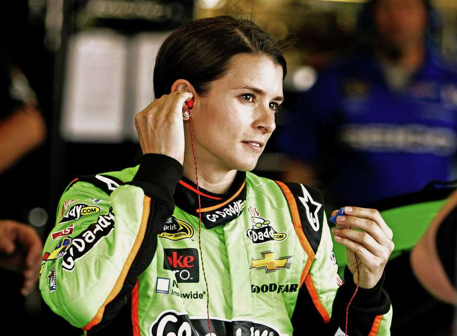 As she prepared for Saturday night's Sprint Cup race at Kentucky Speedway, Danica Patrick said she doesn't expect to silence her critics. Photo: Garry Jones / Associated Press