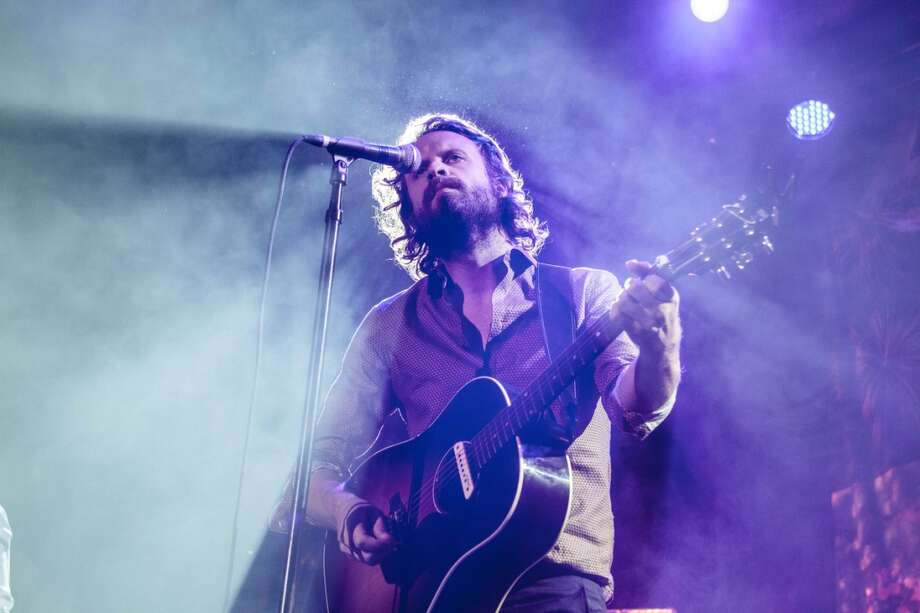 Father John Misty performs at the Fillmore in San Francisco on June 21, 2013.