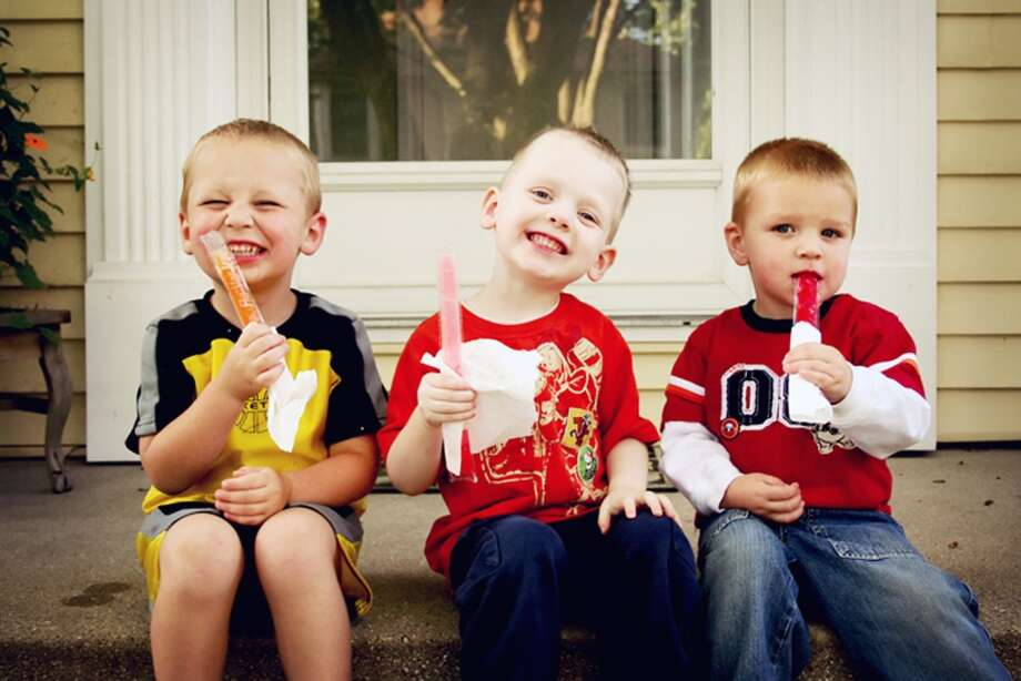 Eat popsicles—and try making your own. Find recipes using everything from Nutella to fresh fruit at BabyCenter.com.