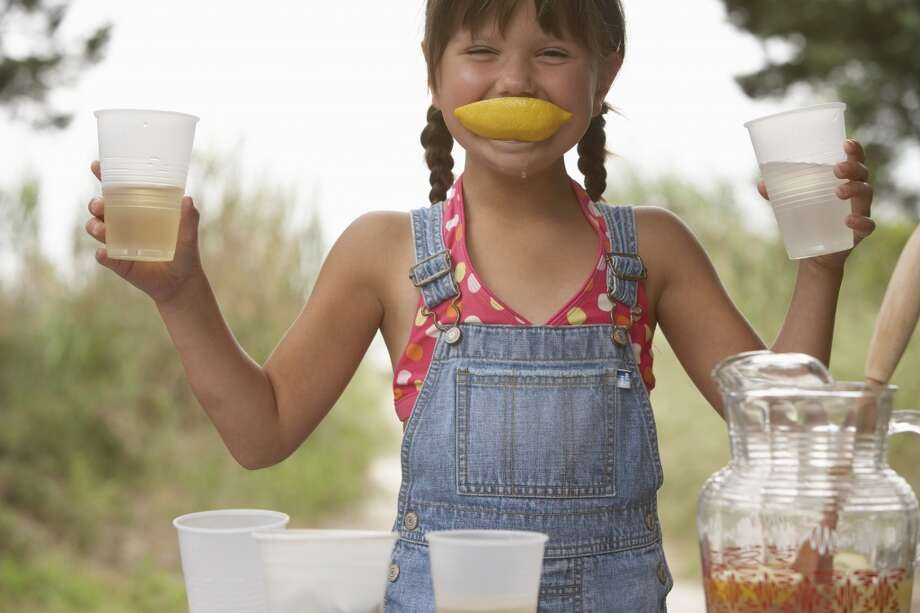 Set up a lemonade stand—and treat it like a business to teach kids valuable lessons.