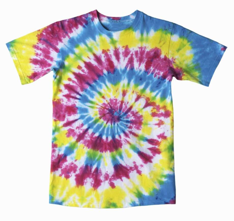 Get your groove on and tie-dye white T-shirts. Also, try pillowcases and sheets, napkins and table cloths, socks and underwear. Tips from Parents.com.