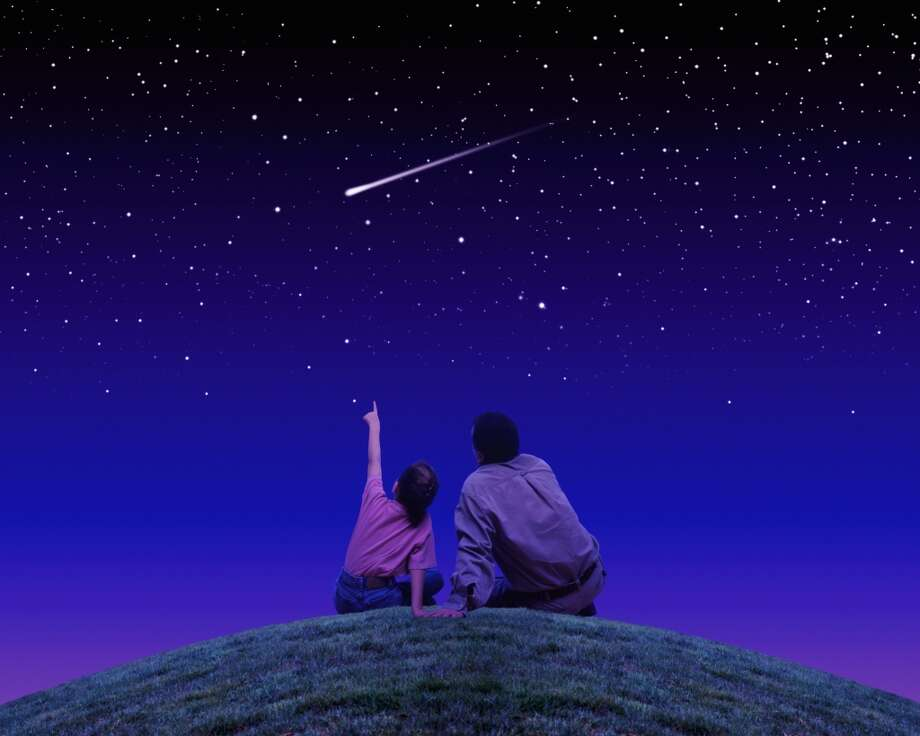 Stargaze! Head outside on a clear, dark night and spread a blanket on the ground that's away from house, street and city lights—and look up in to the sky. Bring along a constellation guide and give your kids an astronomy lesson.