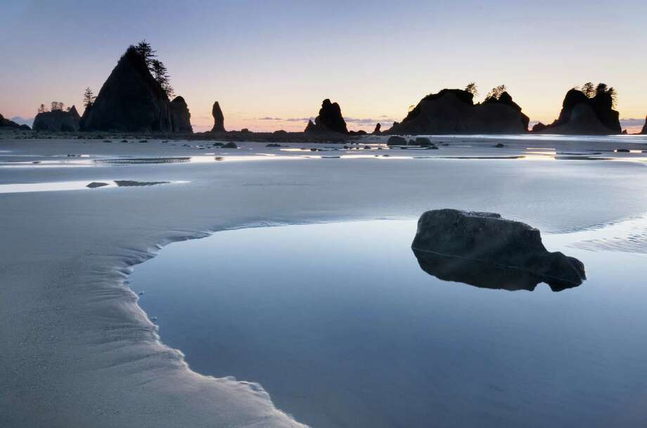Shi Shi Beach, Olympic National Park Washington Photo: Alan Majchrowicz, Getty Images / (c) Alan Majchrowicz