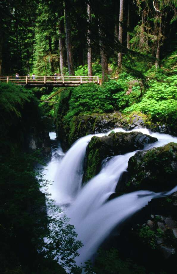 Sol Duc Falls. Photo: Mark Newman, Getty Images/Lonely Planet Images / Lonely Planet Images