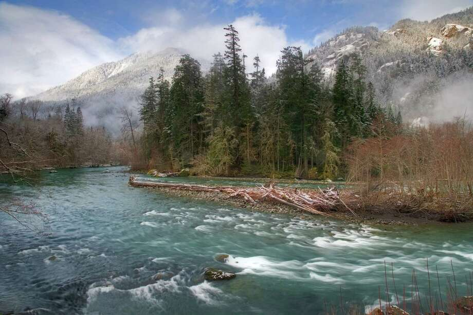 Elwha River Photo: Purestock, Getty Images/Purestock / Purestock