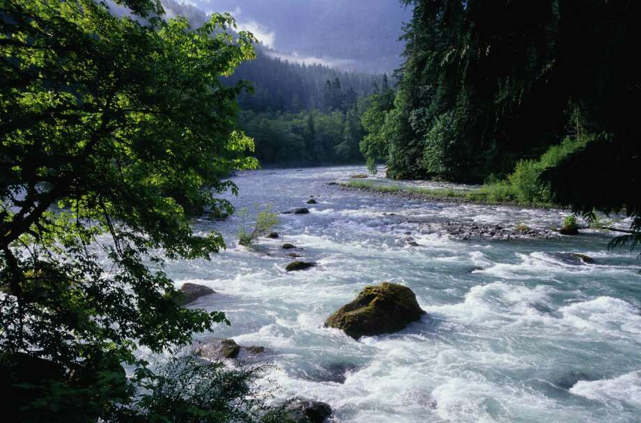 Elwha River Photo: Russell Illig, Getty Images / (c) Russell Illig