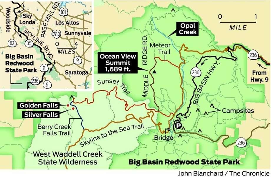 Sunday Drive: Big Basin Redwoods - SFGate