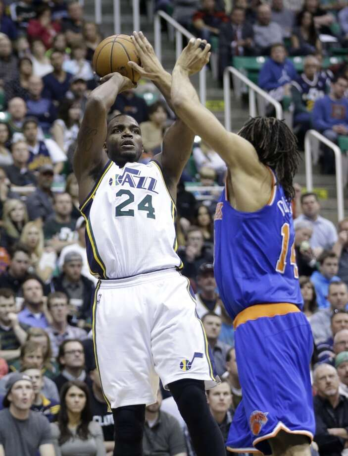 Paul Millsap, F, Jazz An underrated, versatile power forward, Millsap will do dirty work and still produce as a rebounder and scorer. He showed signs early last season of improved range. He could get offers that would exceed any the Jazz would make with Derrick Favors, Enes Kanter and Rudy Gobert on the roster.