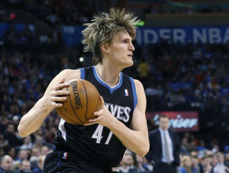 Andrei Kirilenko, F, Timberwolves Kirilenko opted out of his contract and is unlikely to return to Minnesota. He is still a savvy, all-around performer, if not as productive as in his Utah days. He won't get that sort of contract, but will not have trouble finding one more deal.