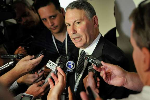 Mike Aresco became Big East commissioner in August 2012.